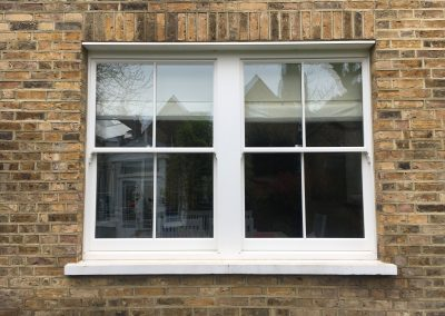 Double box sash windows Surrey