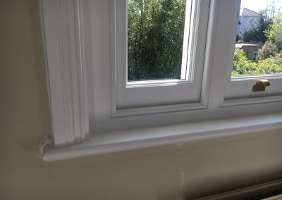 Timber sash windows Surrey